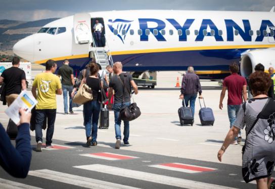 Ryanair accumula quasi 7 ore di ritardo: Soccorsoalvolo ti farà rimborsare