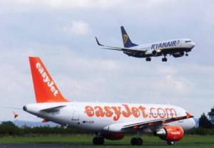 Malpensa, così Ryanair sfida easyJet: più posti e collegamenti, giù i prezzi